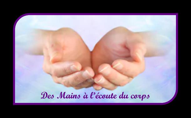Des mains à l'écoute du corps pour soigner
