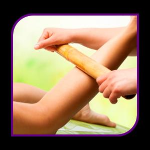 Massage aux bambous - Michelle De Greef - Saint Raphael
