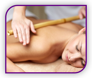Bienfaits du massage aux Bambous