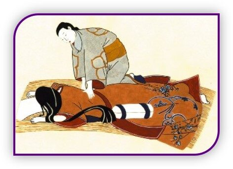 Shiatsu Traditionnel Japonais